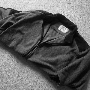 Men's zipper fleece